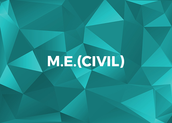 M.E.(Civil)