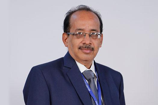 Prof. Dinesh M. Joshi