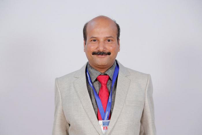 Mr. Amar A. Shinde (Registrar)